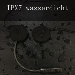 Die wasserdichte IPX7-Technologie