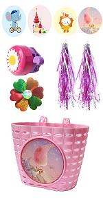 Bicycle Basket Gift DIY Set for Kids