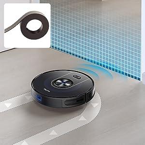 robotic vacuum cleaner BG800