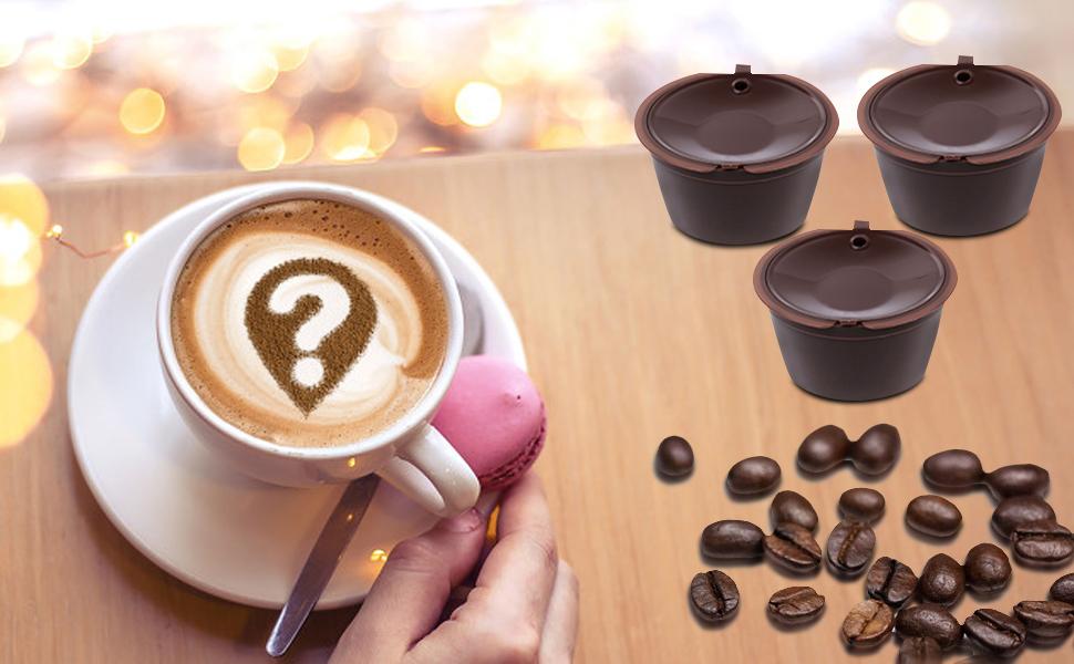 réutilisable Capsule de café