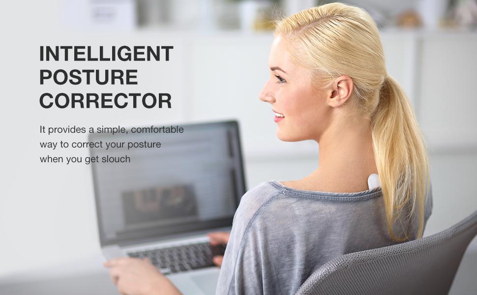 Bestand Intelligent Posture Corrector with APP