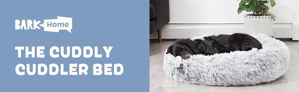 cuddler bed bark home
