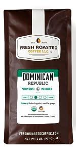organic dominican republic