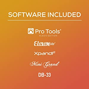 Pro tools - software included
