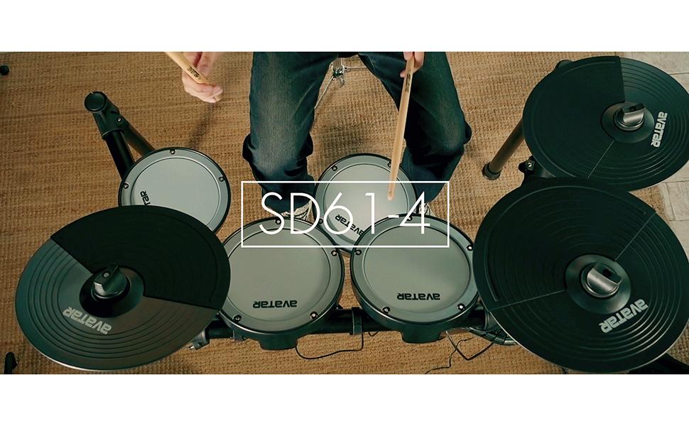 HXW electric drum set