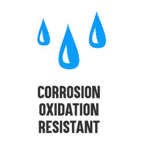 corrosion oxidation resistant