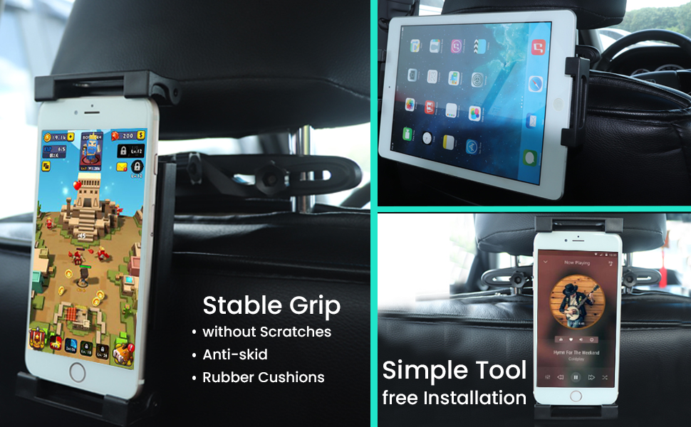 phone stand for Car Headrest