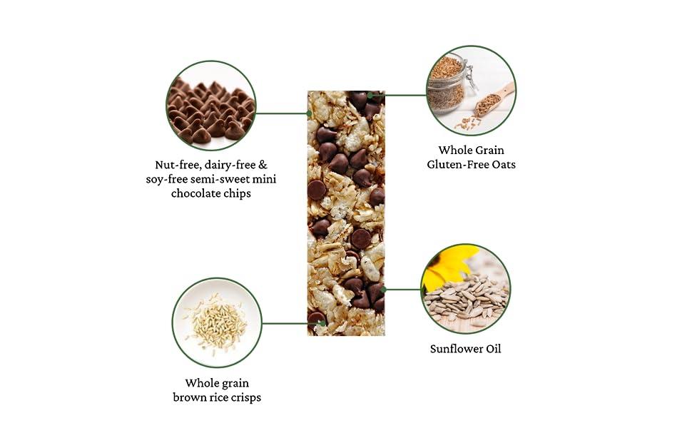 chocolate chip granola bar, 960-600 ratio