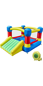 Inflatable Jumper Bounce House