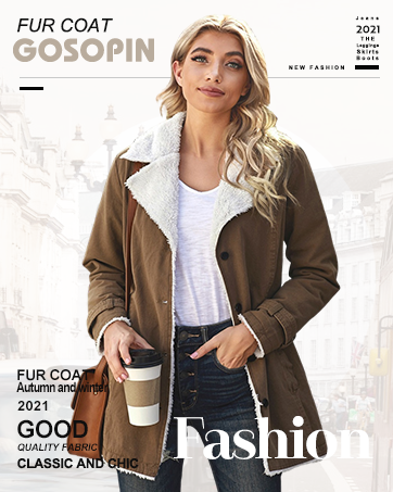 The front cover of GOSOPIN magazine