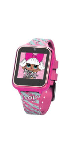 LOL Surprise Touch-Screen Smartwatch