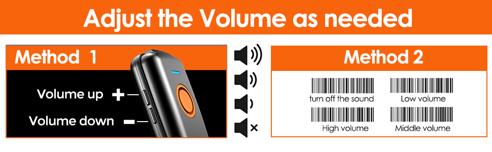 Adjust the volume as needed