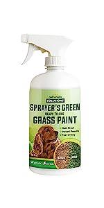PetraTools Sprayer's Green Grass Paint RTU