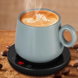 black coffee mug warmer for desk
