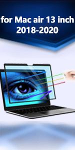 macbook air 13 inch blue light filter