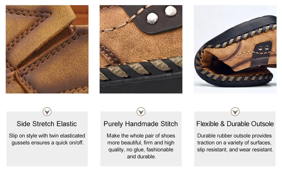 men loafers & moccasins