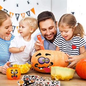 Halloween Pumpkin Carving Tools for Kids
