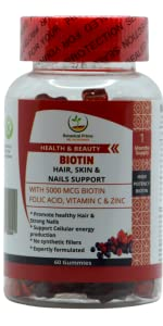 Botanical Prime Biotin Gummies