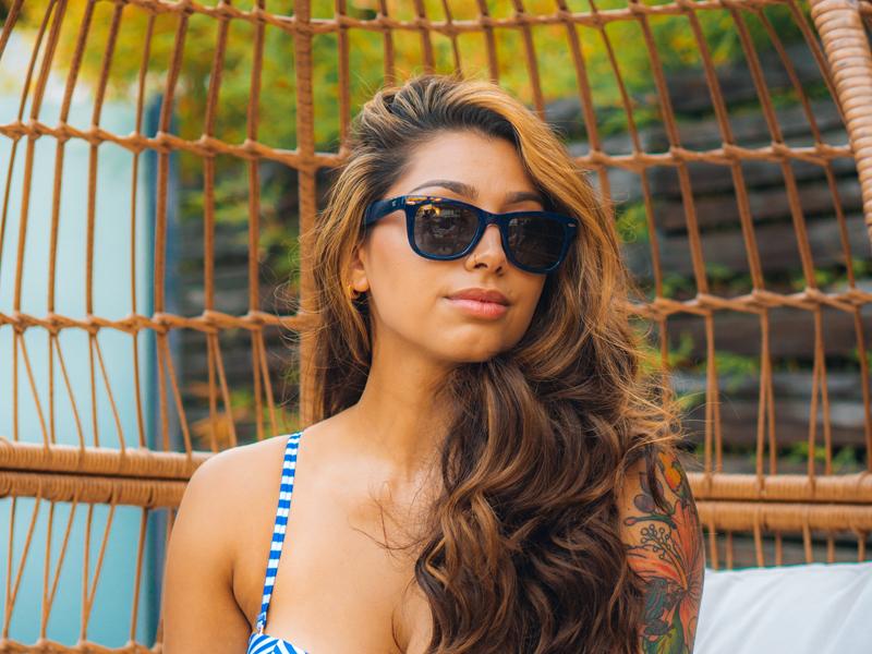 Foldies Womens Folding Sunglasses