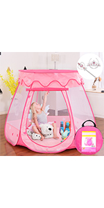 pop up tent for girls
