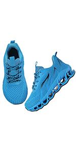 sky blue boy shoes
