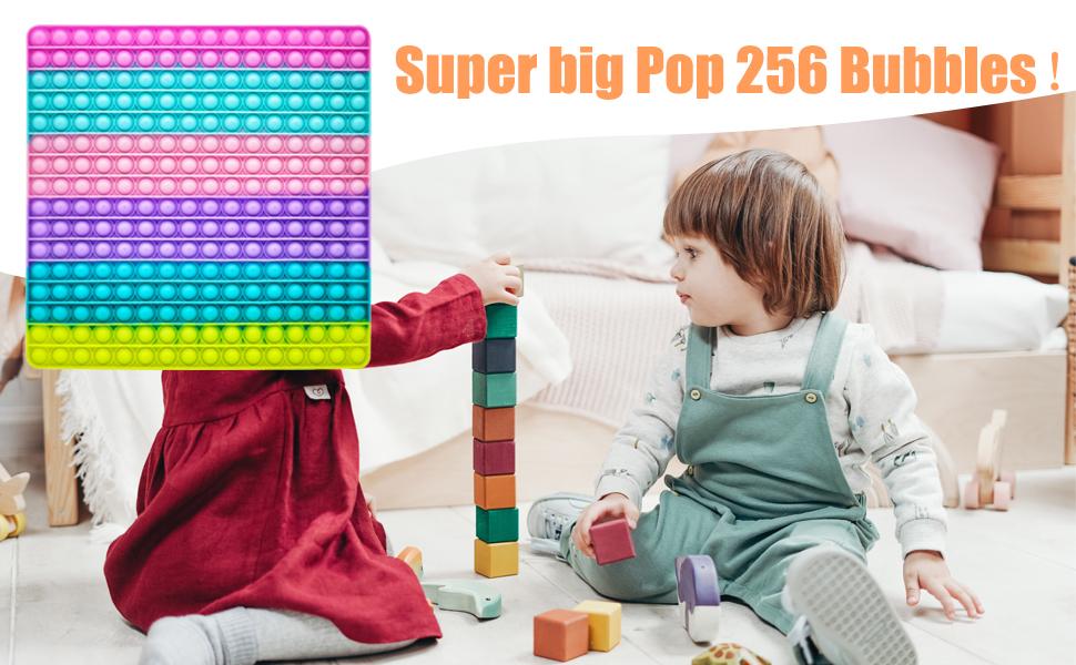 huge pop fidget toy