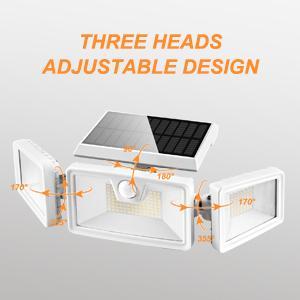 adjustable heads