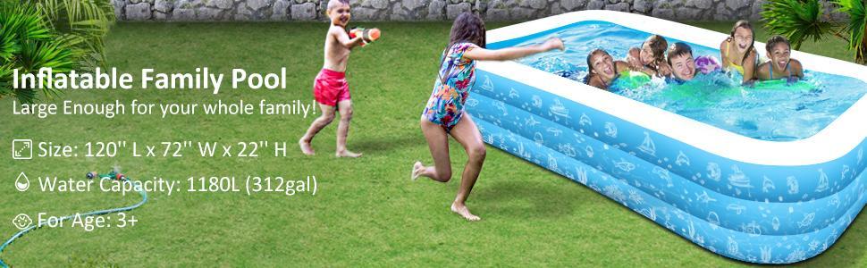 paddling pool for kids