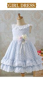 girl lace dress