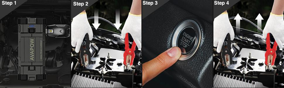 HOW TO START YOU CAR
