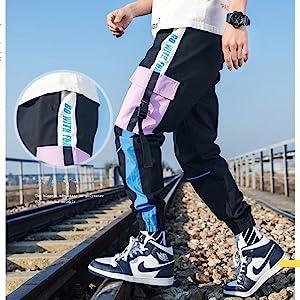mens sports pants