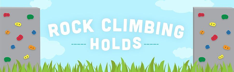 Rock Climbing Holds
