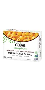 meatless bacon cheddar mac and cheese