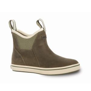 Xtratuf Women's 6 Inch Leather Ankle Deck Boot