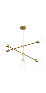 chandelier 5 light