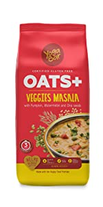 veggies masala oats