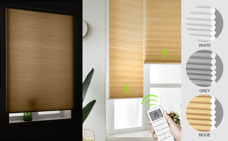 window blinds automatic
