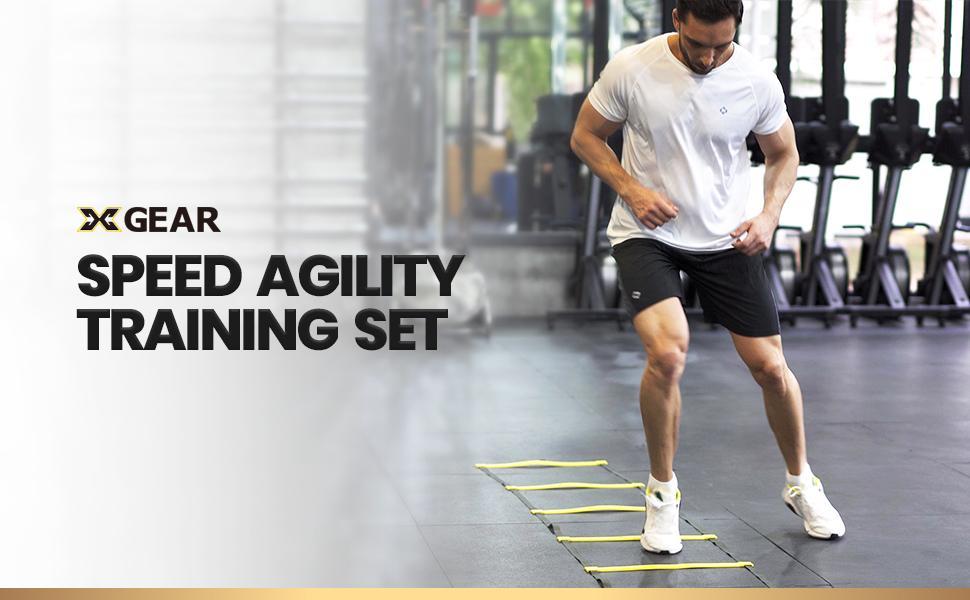 Agility Training Set