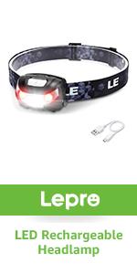 LE Headlamp N3200008