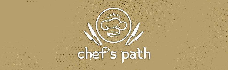 Chef's Path Logo