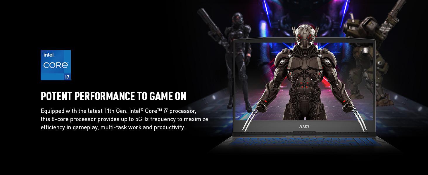 intel i7 11th gen cpu processor 5ghz 8 cores