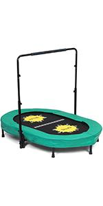 Doufit trampoline