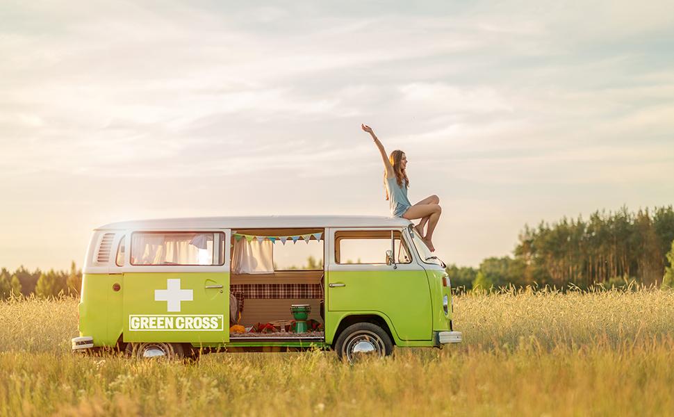 GREEN CROSS VW