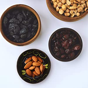 cocunut shell bowls