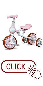 UU Bike Pink