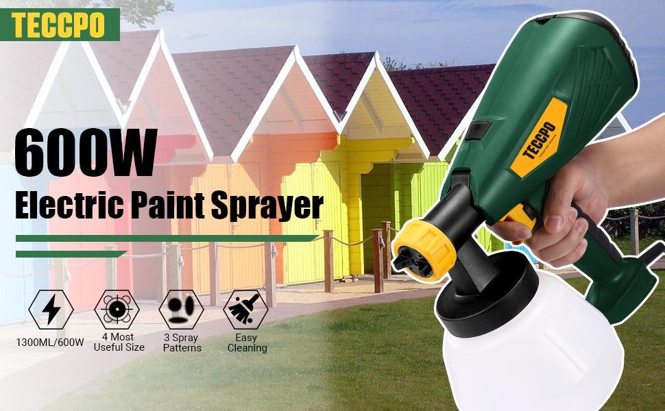 600W Electric paint sprayer