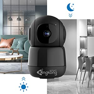 wireless camera with night vision
