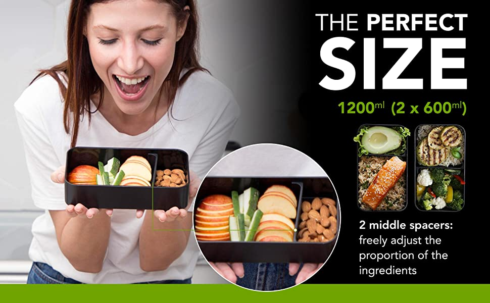 perfect size diet portion control
