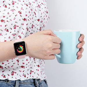 Silicone Smartwatch Bands