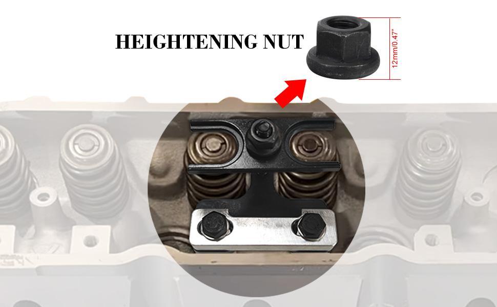 3mirrors UPGRADE Valve Spring Compressor ToolUpgrade Heighten Nut